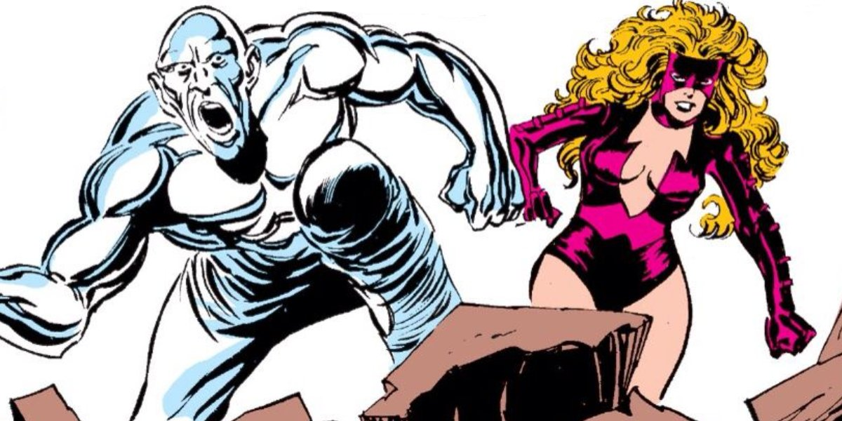 Absorbing Man and Titania