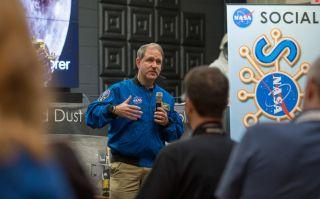 NASA, social media, twitter