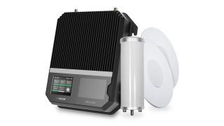 Wilson Electronics' weBoost Installed | Office 200 signal booster system
