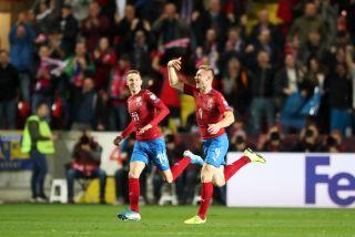 Czech Republic v England – UEFA Euro 2020 Qualifying – Group A – Sinobo Stadium
