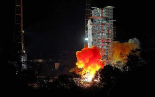 Chang'e 4 Launch 1