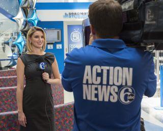 Maggie Kent reports for WPVI's Action News, the longtime market leader in Philadelphia.