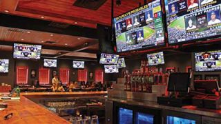 Oklahoma Establishments Serve TV as the Main Course
