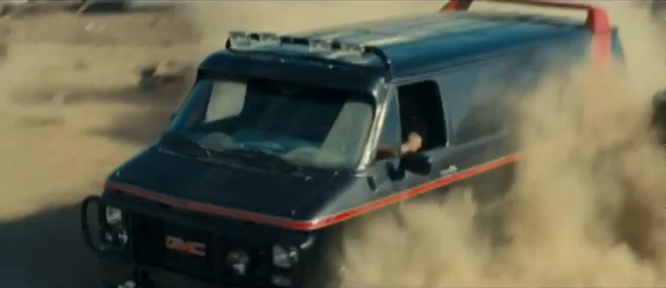 The A-Team Trailer In HD With Screencaps #2228