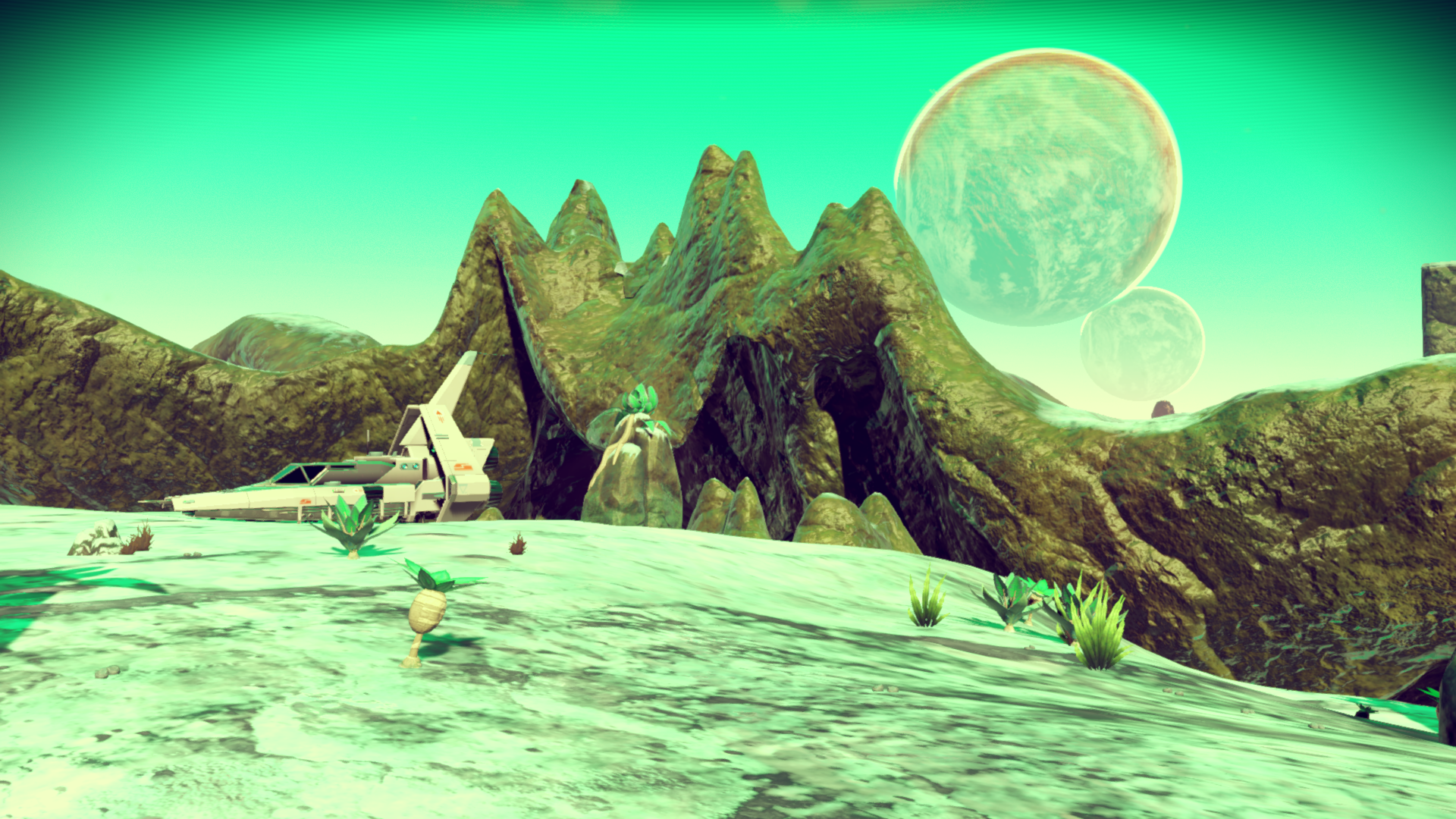 No Man's Sky got two new patches over the weekend