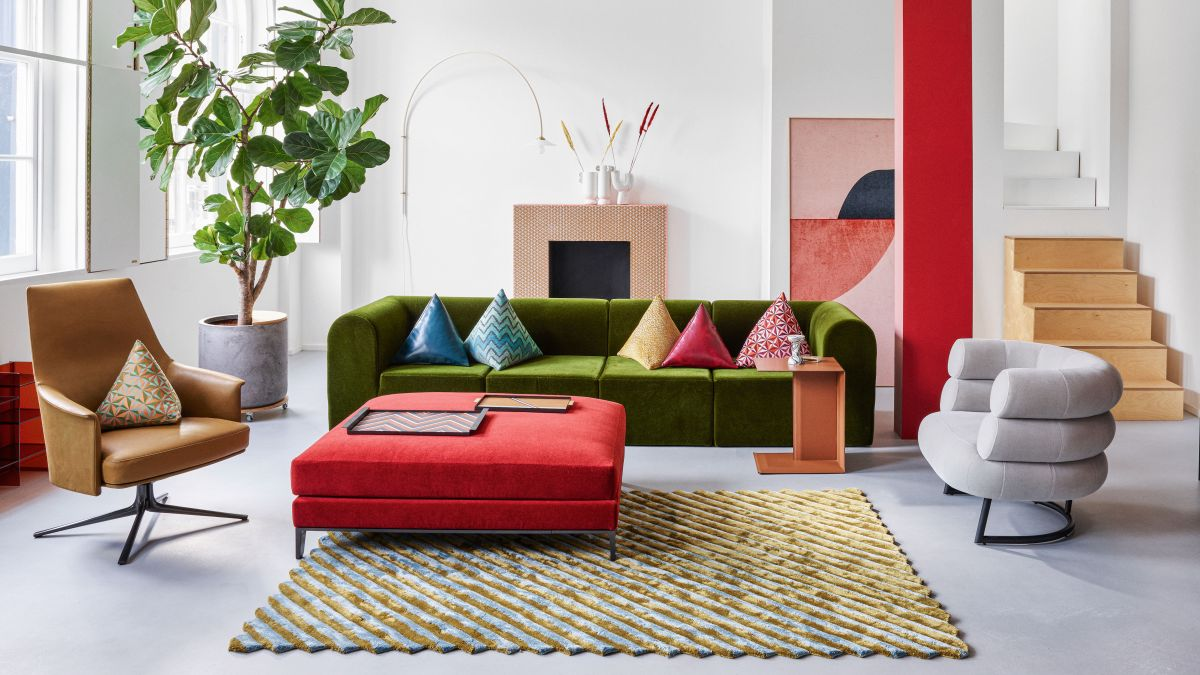 Modern living room ideas – 10 trends, designs and layouts for a contemporary space