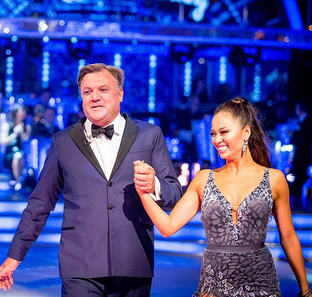 Ed Balls On Strictly Ann Widdecombe And Edwina Currie Have Given