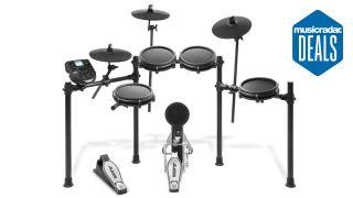 The best Alesis Nitro Mesh kit deals in March 2021: Grab a cheap electronic drum set bargain