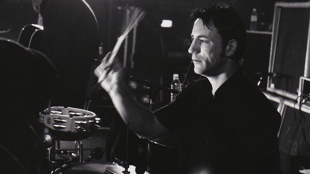 Smashing Pumpkins drummer Jimmy Chamberlin shares his drum