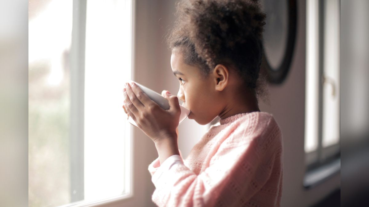 Does coffee stop children's growth?
