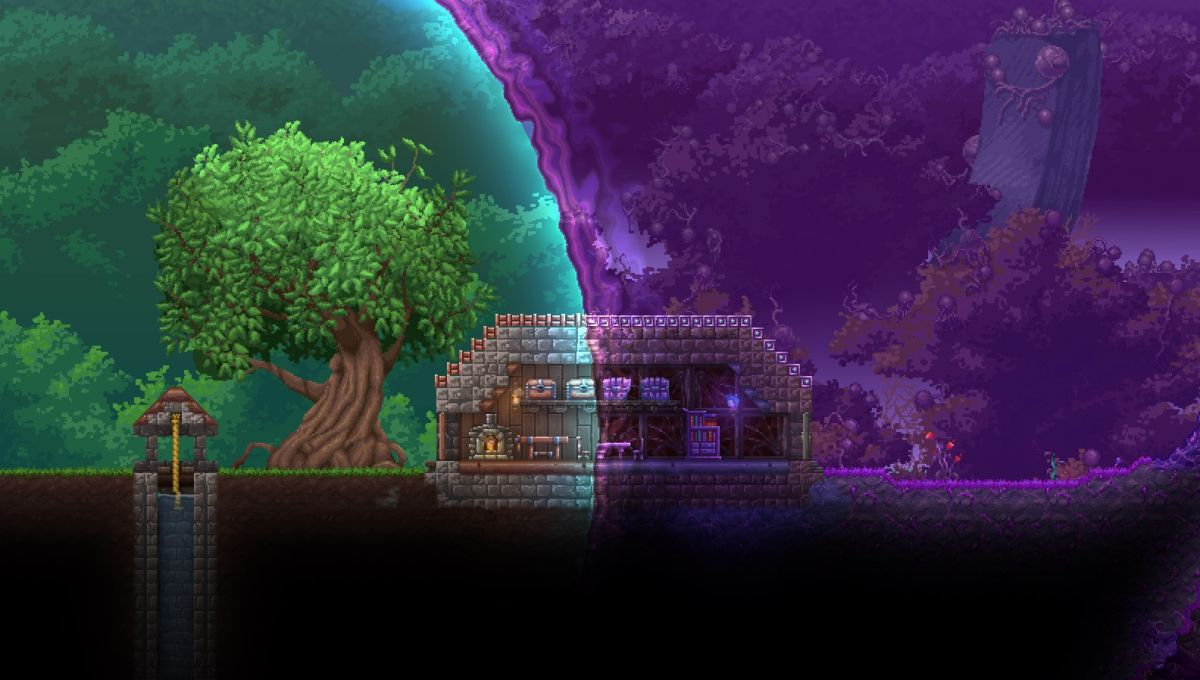 Cancelled spin-off Terraria: Otherworld may see the light of day