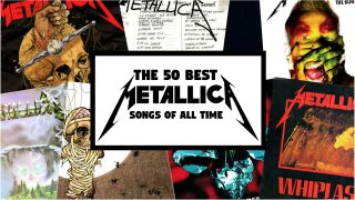 Counting down the 50 best Metallica songs as voted by Metal Hammer readers