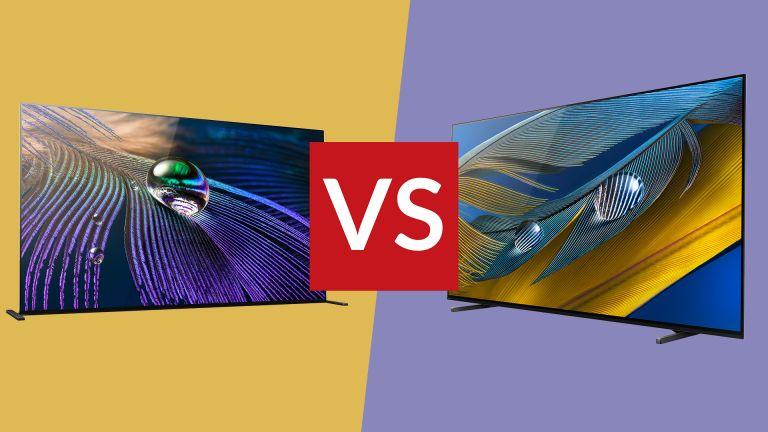 Sony A90J vs A80J