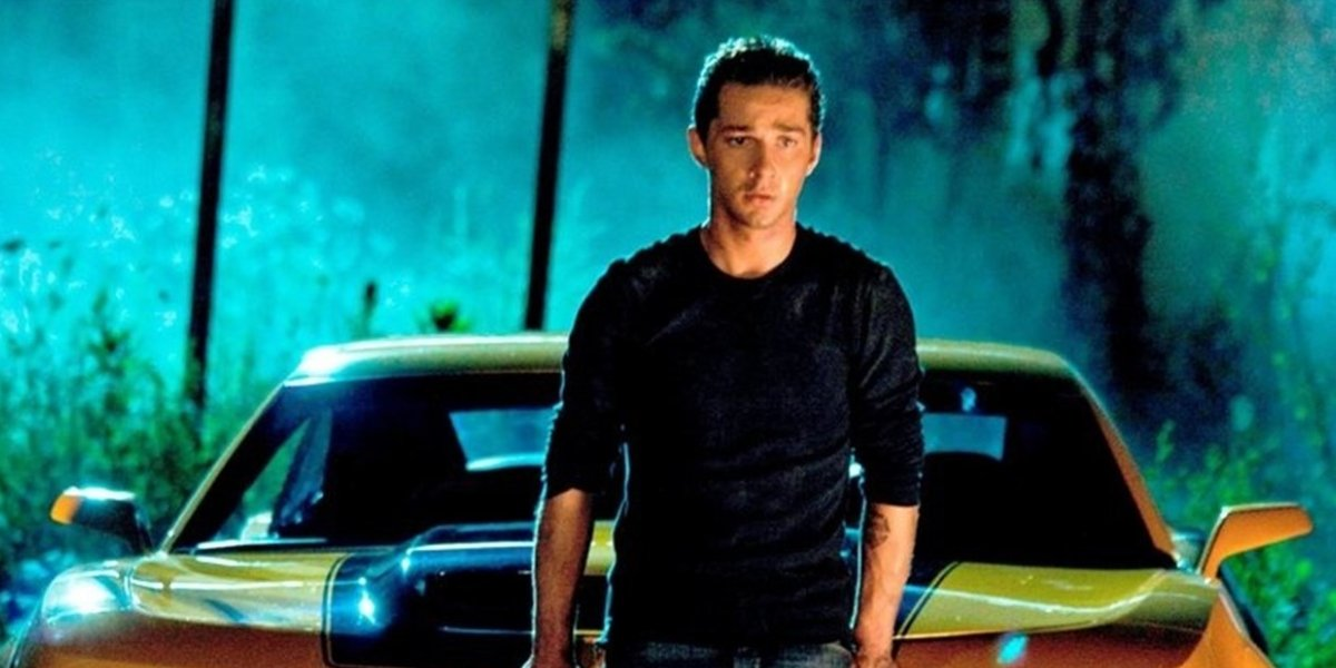 Shia LaBeouf in Transformers: Revenge of the Fallen