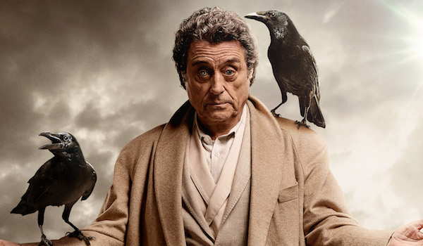 mr wednesday and crows american gods