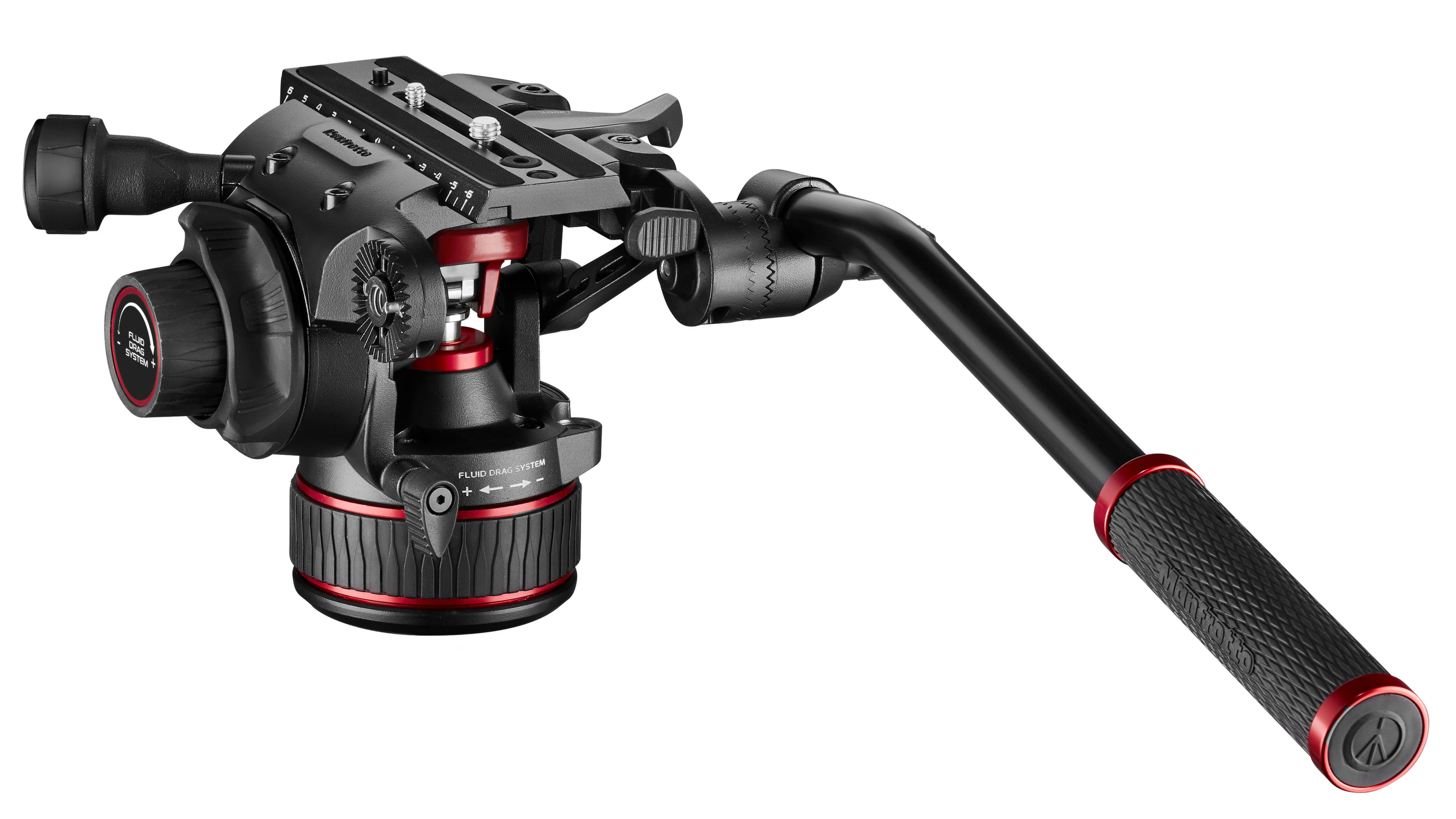 Manfrotto's new Nitrotech 608 and 612 Fluid Video heads are 'revolutionary'