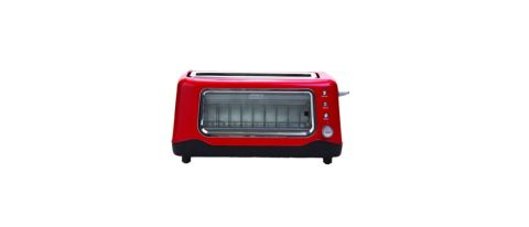 Dash Clear View DVTS501RD toaster review