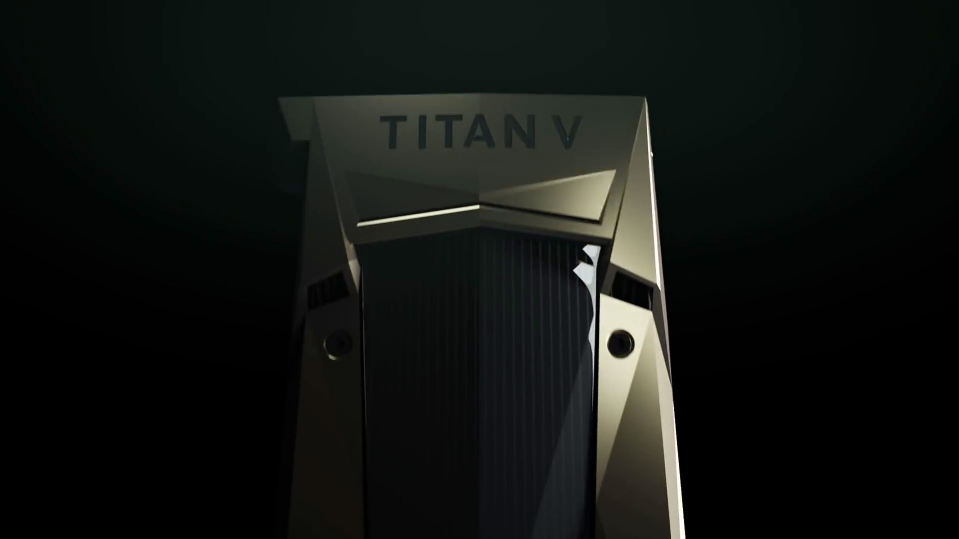 Here are early Titan V benchmarks