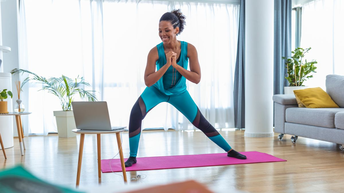 Watch: Three popular YouTube home workouts you can do in 20 minutes or less