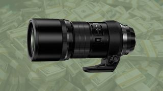 Save an enormous £312 on the Olympus 300mm f/4 Pro lens! (UK / EU deal)