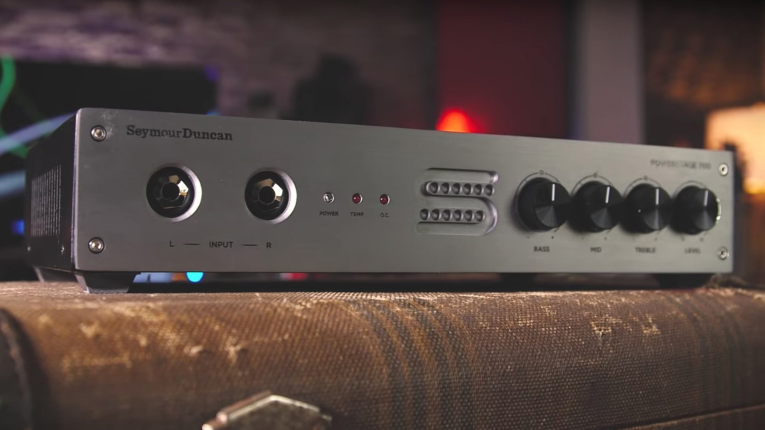Seymour Duncan releases PowerStage 700 stereo power amp | MusicRadar