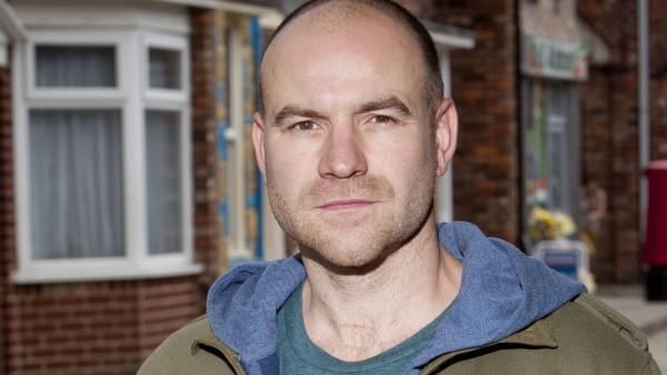 Joe Duttine plays Corrie's Tim Metcalfe (ITV)