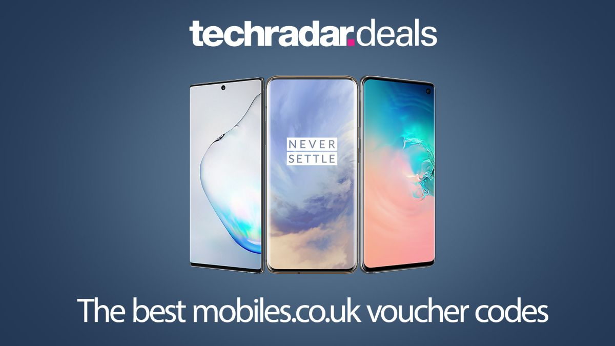 The best voucher codes from Mobiles.co.uk in August 2021