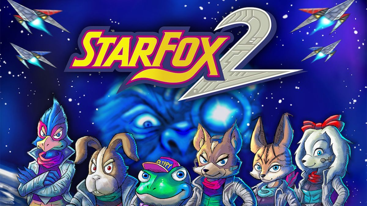Nintendo Switch Online is adding SNES games again, including Star Fox 2