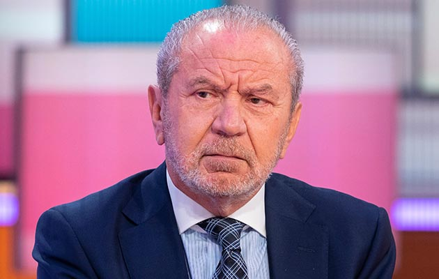 Lord Alan Sugar reveals he once threatened to quit The Apprentice over THIS