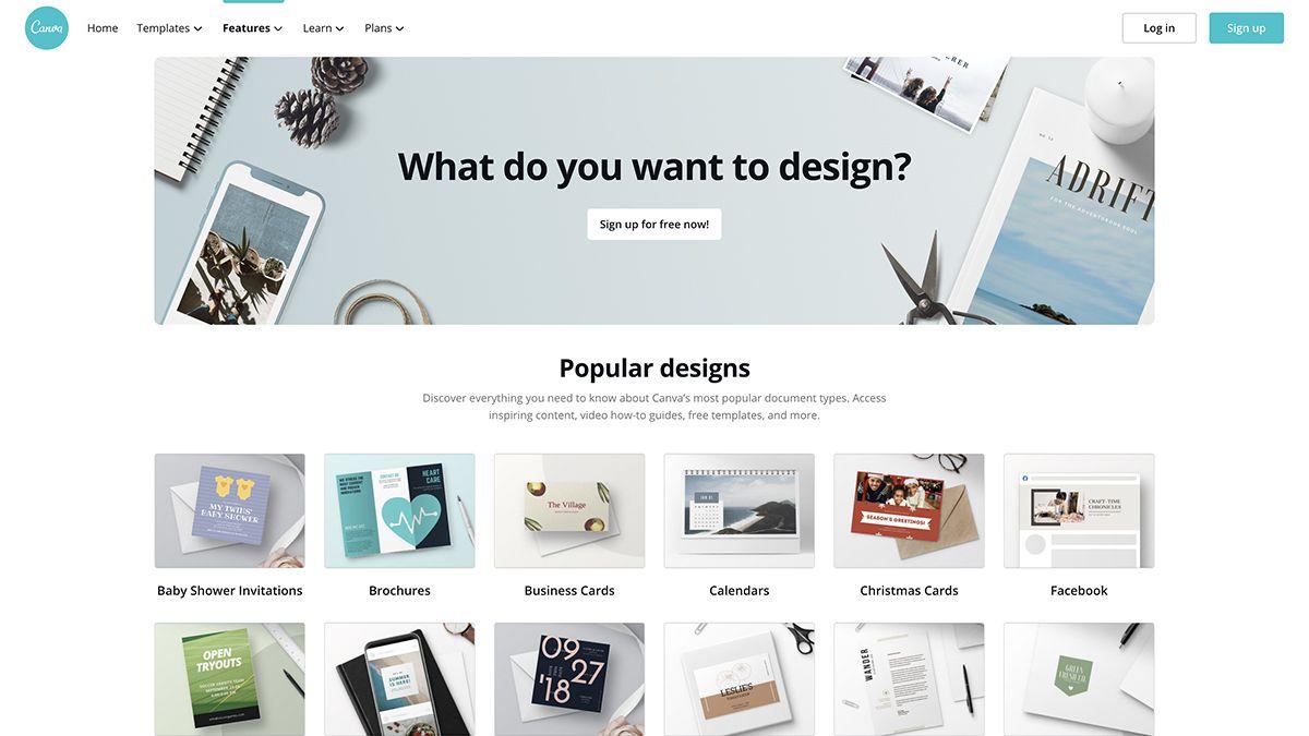 Canva design app review   TechRadar