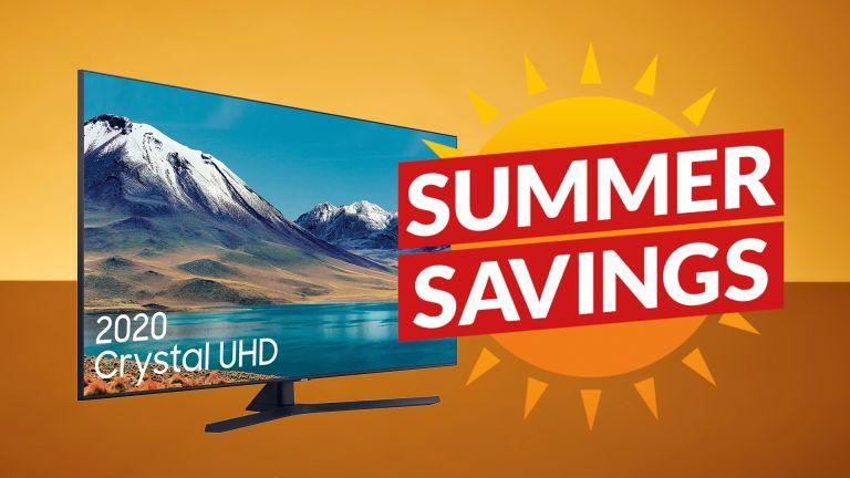 Summer sale 4K TV deal