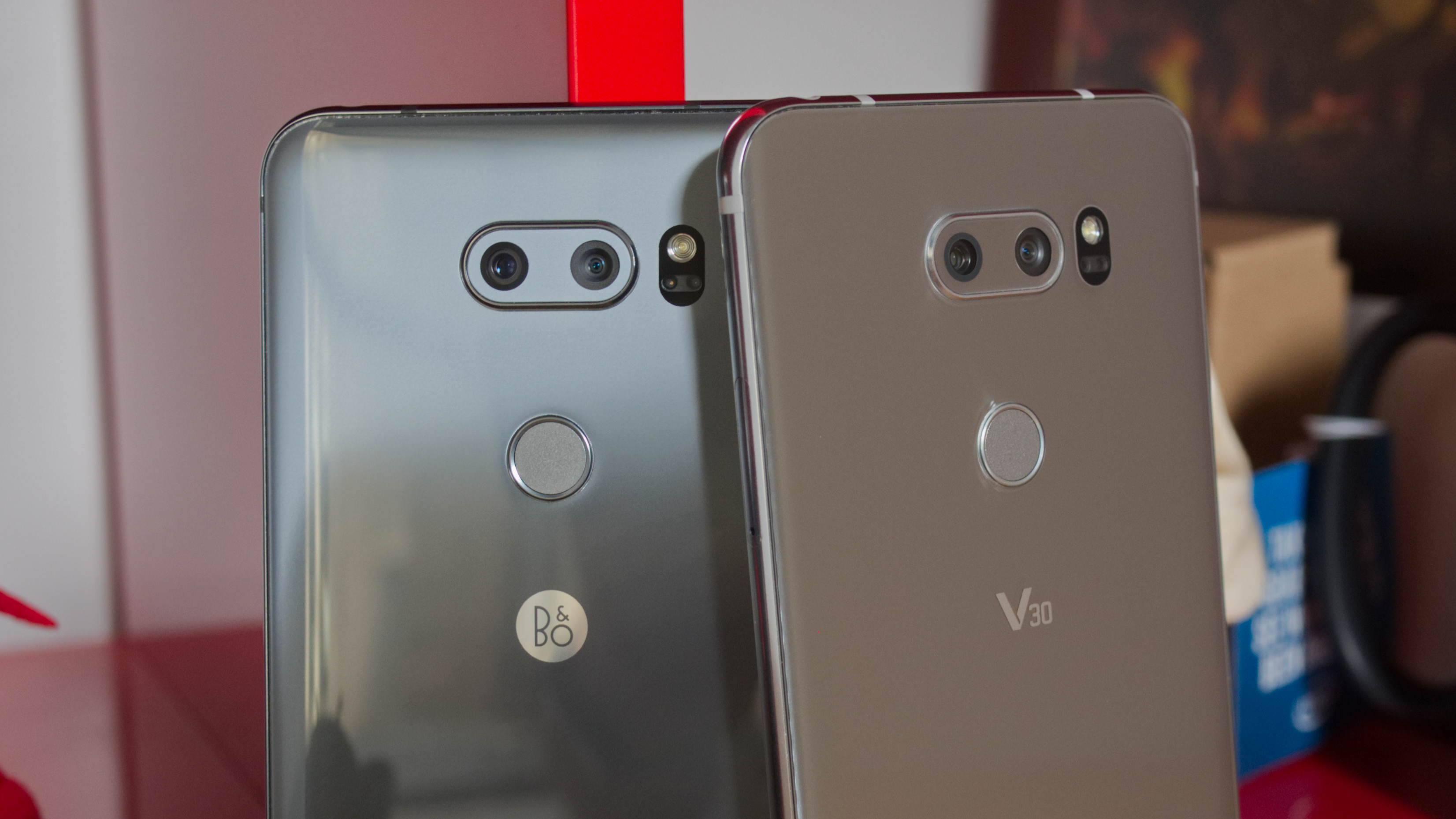 New LG V30 update brings AI features and a name change | TechRadar