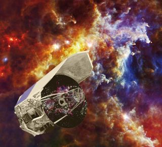 Herschel Space Observatory and Rosette Nebula