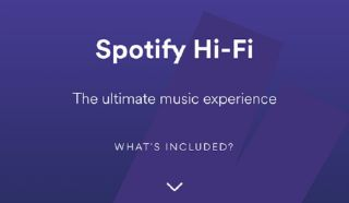 Spotify Hi-Fi tier set to offer lossless streaming | What Hi-Fi?