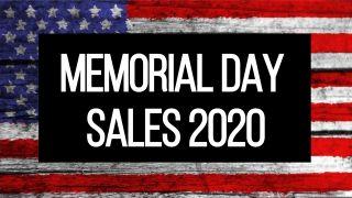 Memorial Day music sales
