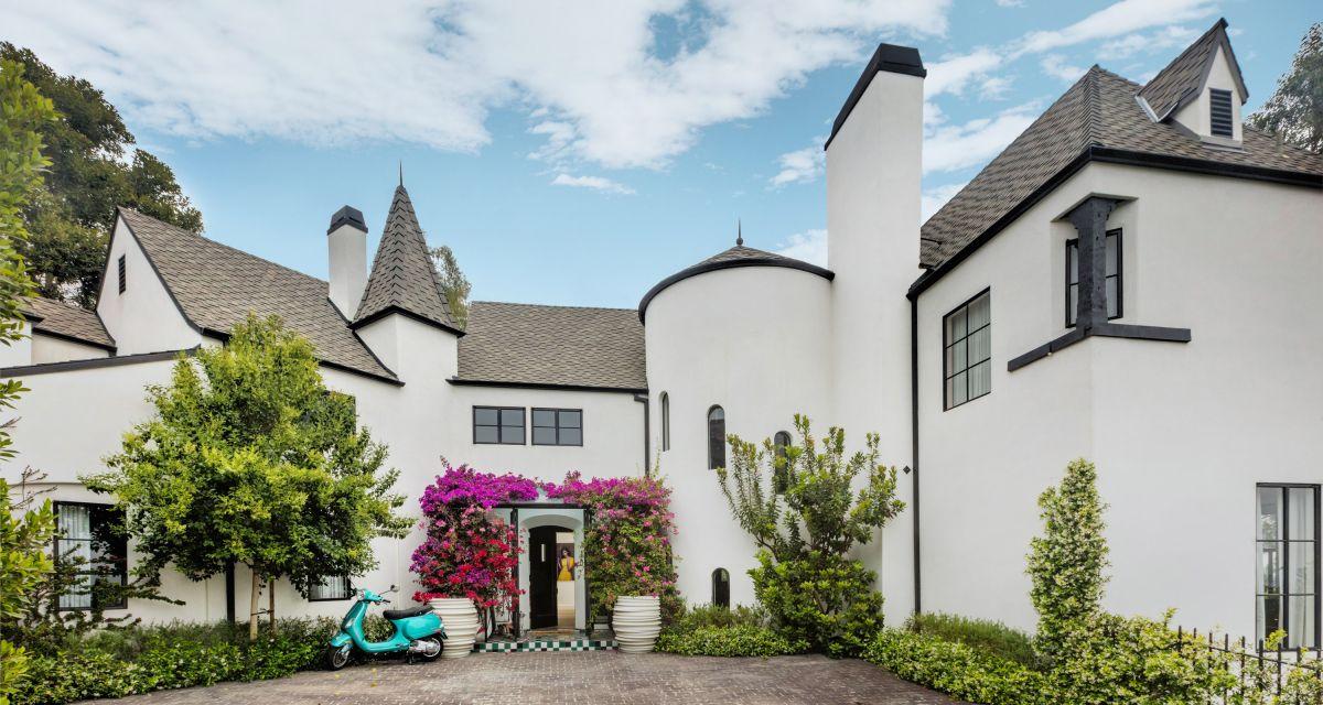 Take a turn around this Novogratz-designed Hollywood hills home