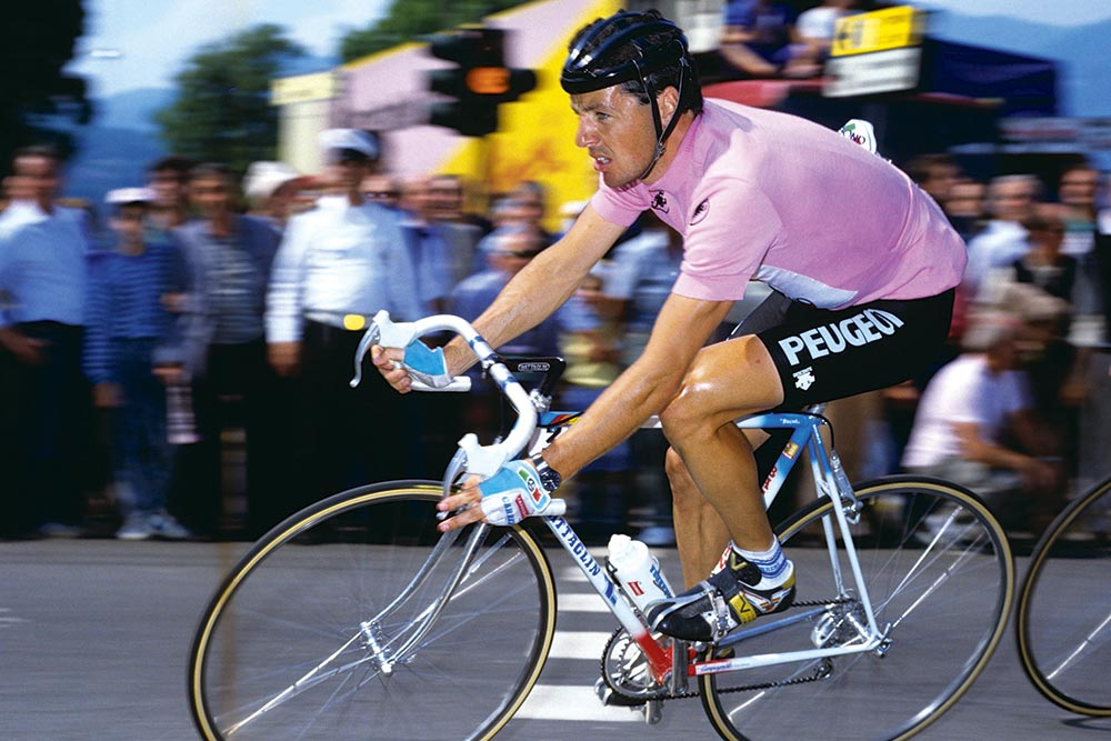 1987 Triple Crown winner Stephen Roche was a bit like Luis Ocaña the thoroughbred racehorse with a fragile body. He pedalled exquisitely like it was gift ...  sc 1 st  Cycling Weekly & The 25 most stylish cyclists of all time - Cycling Weekly