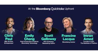 Art for Bloomberg Quicktake's upfront
