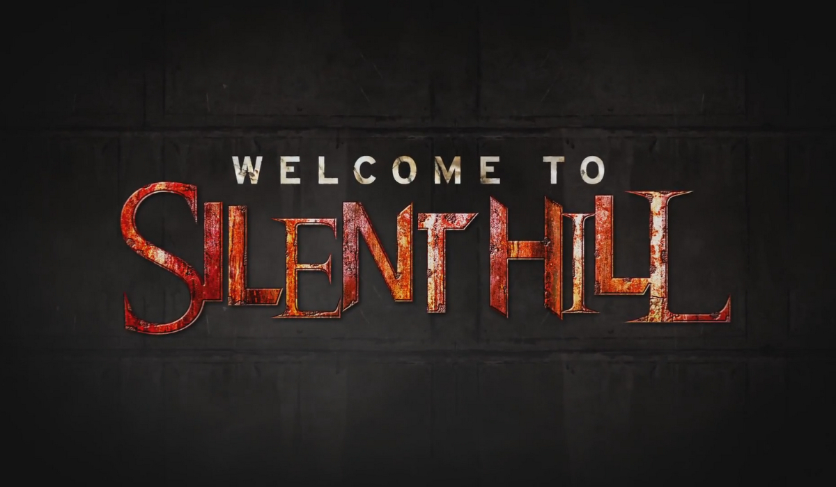 Welcome to Silent Hill attraction logo