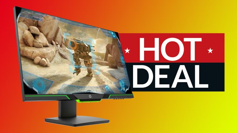 HP gaming monitor deals: EPIC price cuts deliver 144Hz, Quad