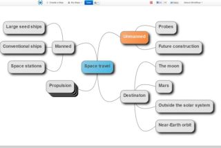 Mindmup - free mind mapping tool that integrates with Google Drive
