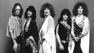 Twisted Sister circa 1980