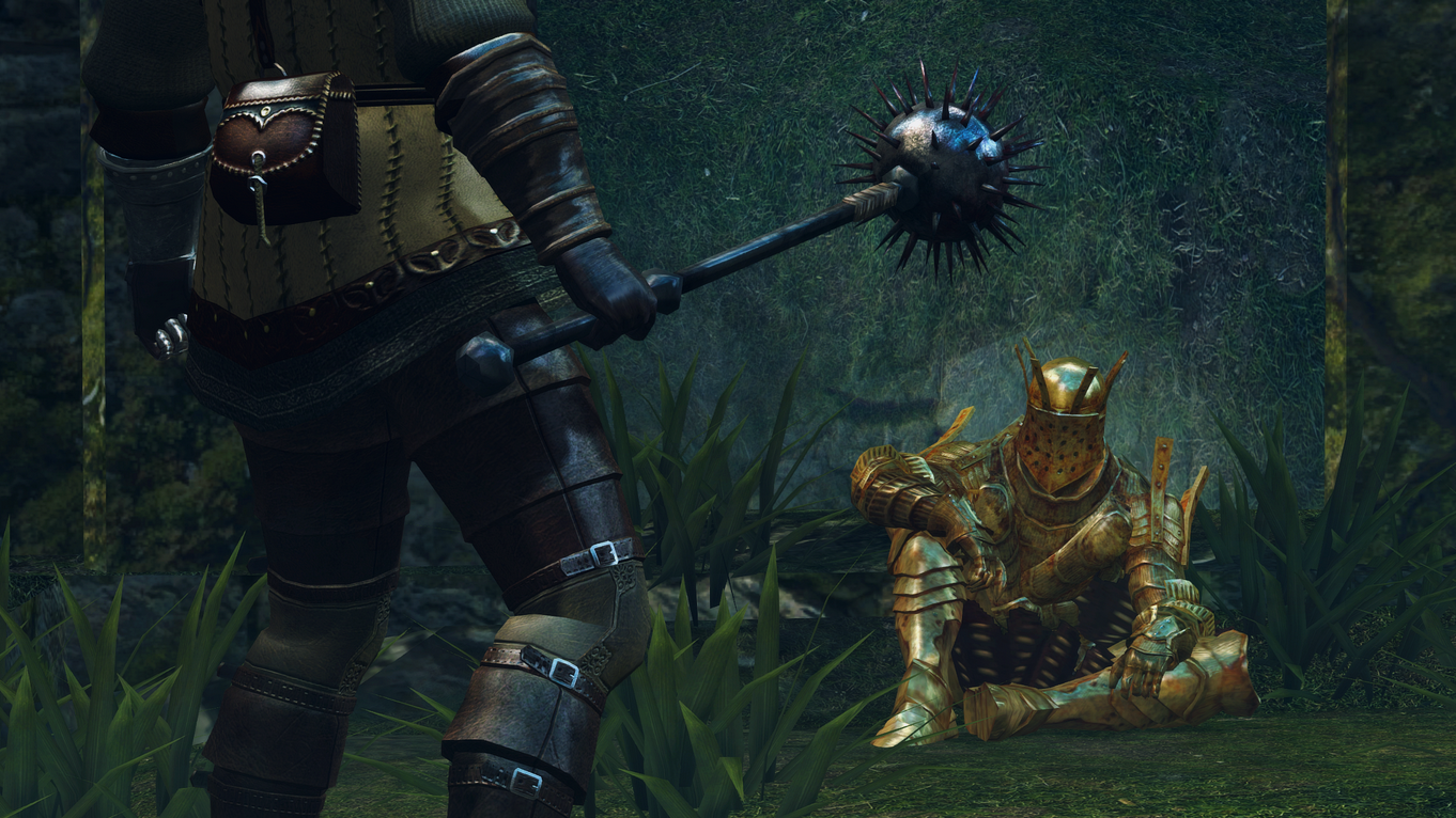 This mod gives Dark Souls the randomness of a roguelike | PC Gamer