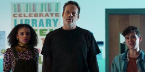 The Hilarious Freaky Scene That Vince Vaughn Completely Improvised