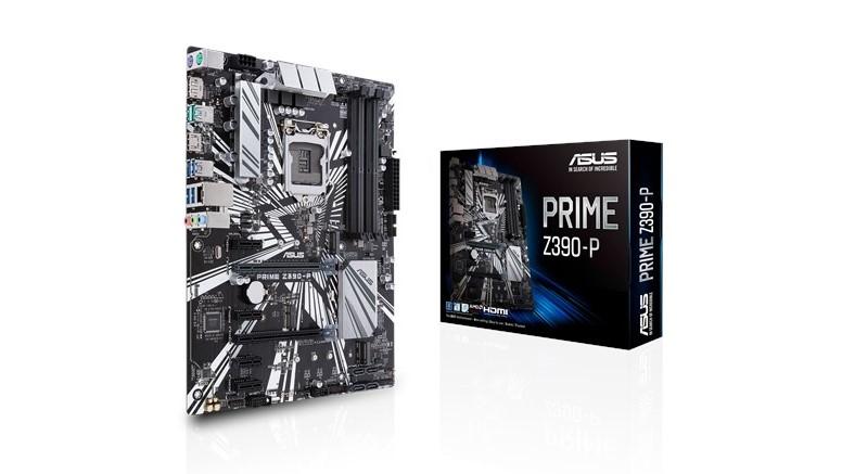 ASUS Prime Z390-P LGA1151