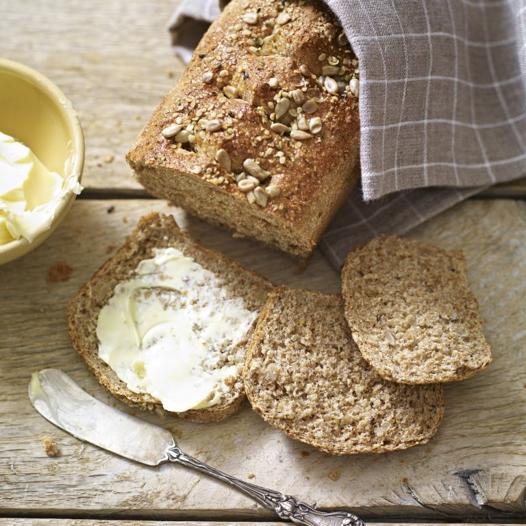 Wholemeal Seed Bread
