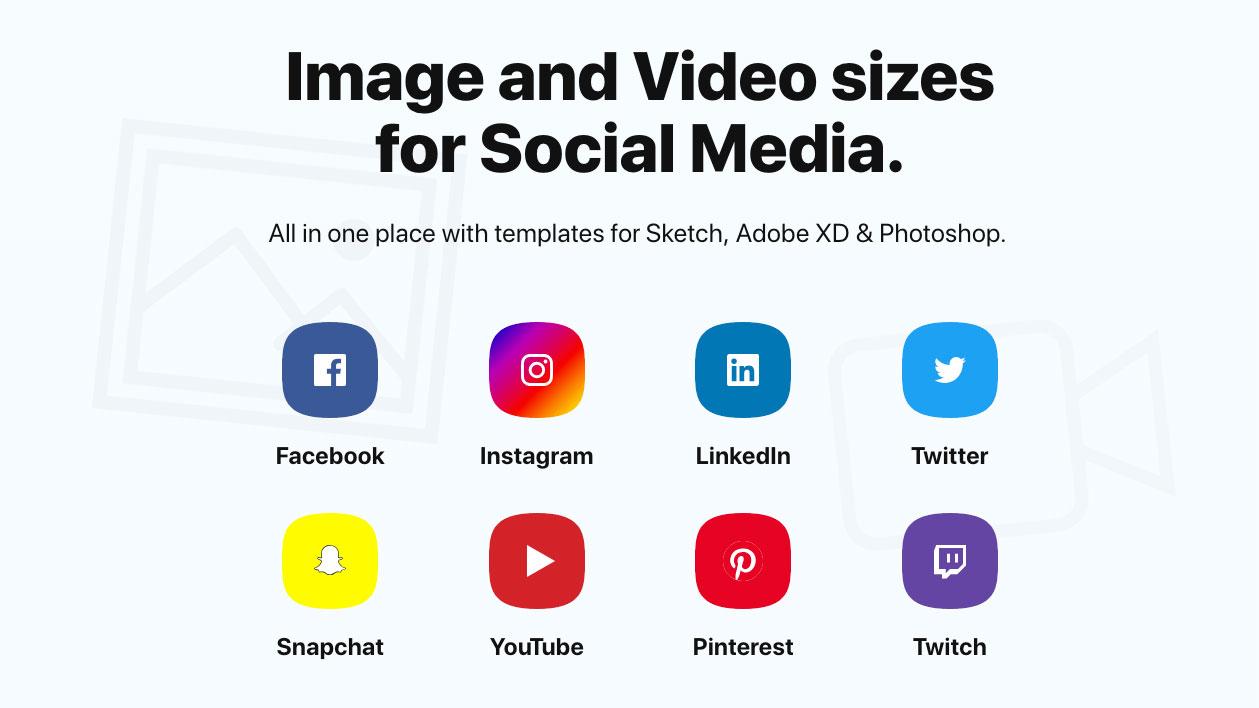 social sizes social media