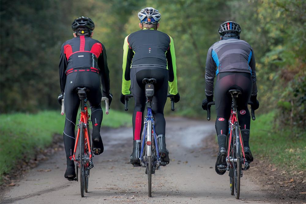 jaquetas de inverno de ciclismo