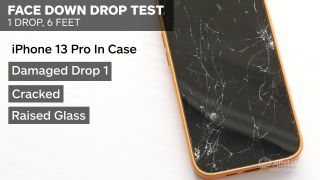 iPhone 13 drop test