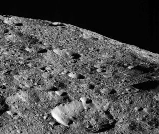 Ceres by Dawn on May 16, 2018